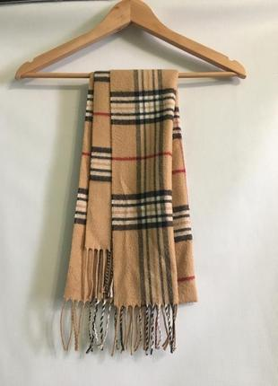 Продам шарф под burberry