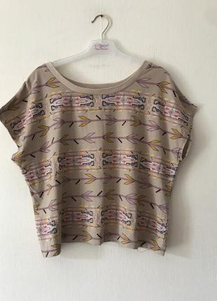 Dress gallery футболка с вышивкой
