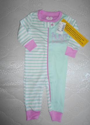 Человечек для новорожденных children's place 3м1 фото
