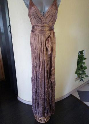 Финальная распродажа!длинное платье,сарафан хамелион