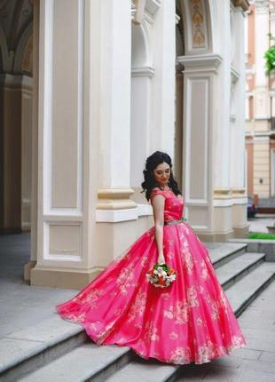 Шикарное платье от мирового бренда sherri hill!