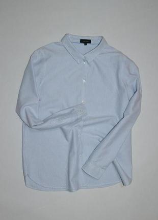 Рубашка оверсайз в полоску river island4 фото