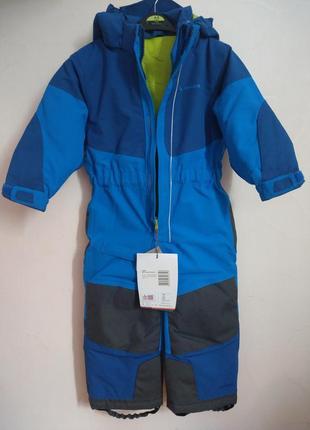 Vaude suricate children's overalls комбинезон зимний мембранный