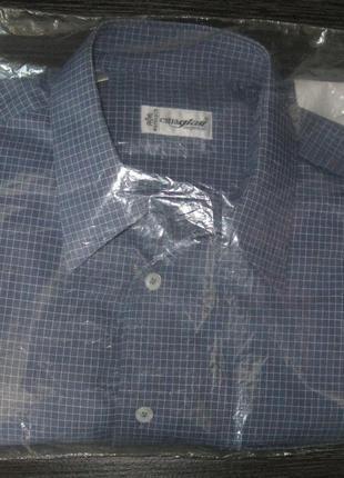 Мужская рубашка walbusch extraglatt bügelfrei 41 германия новая оригинал
