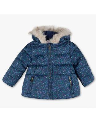 Теплая куртка для девочки, c&a, 1047415