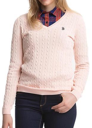 Джемпер, пуловер, свитер us polo assn, р.хс