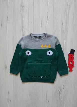1,5-2 года, свитер george.2 фото