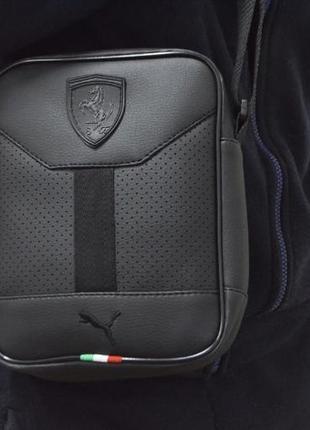 💥качества / цена🔥крутейшая сумка ferrari / спортивная барсетка