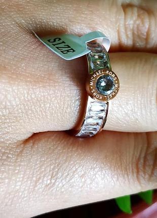 Кольцо нержавеющая сталь титан колечко