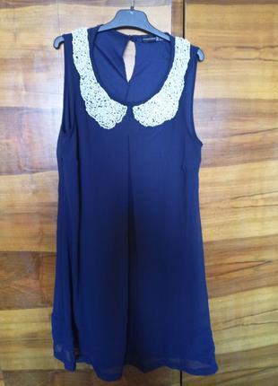 Стильное платье туника сарафан