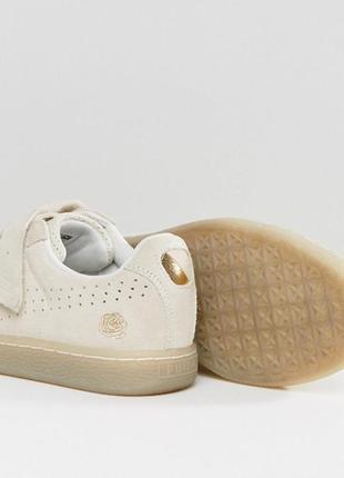 Кросівки кросовки кеди puma x careaux basket strap