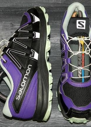 Salomon ! оригинальные, яркие, легкие и удобные беговые кроссовки