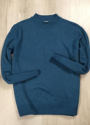 Женский свитер вязаный damart джемпер пуловер кофта