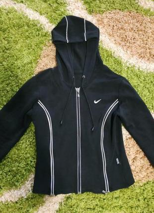 Nike фирменная кофта