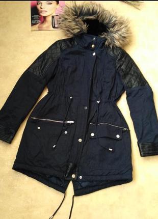 Куртка , пуховик парка