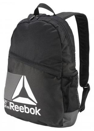 Рюкзаки reebok active foundation backpack medium артикул du3002