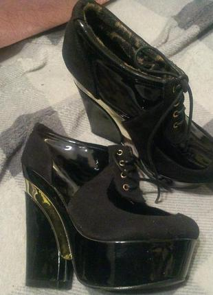 Sergio todzi ботинки ботильоны