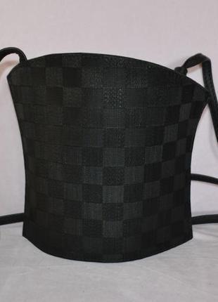 Крутая кожаная сумка olbrish