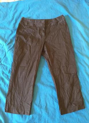 Натуральные хлопковые  штанишки  брюки