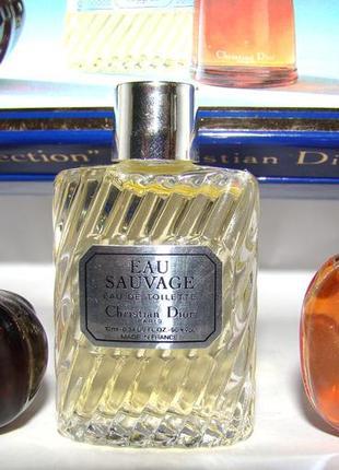 Набор christian dior poison, miss dior, dune, fahrenheit. оригинал. винтаж.5 фото
