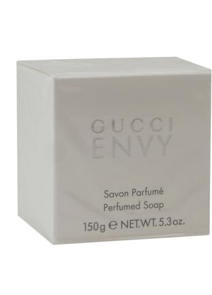Gucci envy парфюмированное мыло