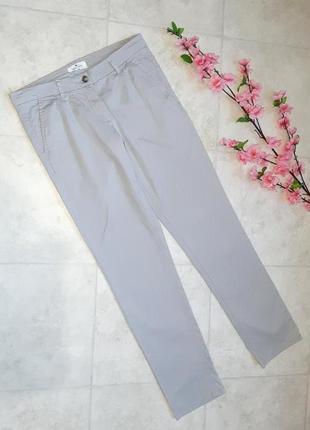 1+1=3 идеальные летние узкие брюки с подворотом blue motion, размер 44 - 46