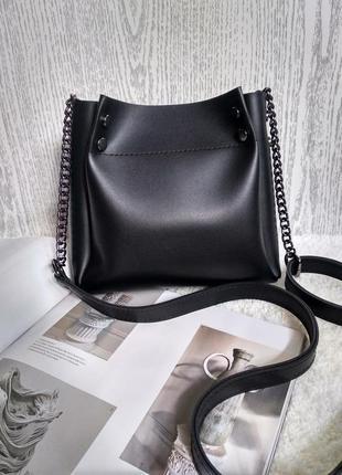 Маленькая сумочка сумка через плечо