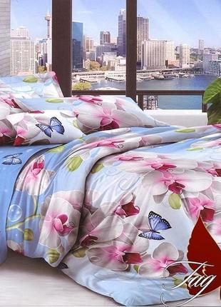 Комплект постельного белья из поликотона.