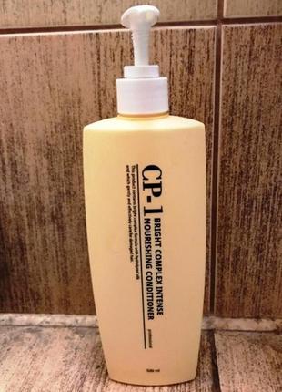 Безсульфатный питательный кондиционер для волос cp‐1 bright complex -