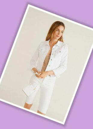 Стильный котоновый жакет # пиджак с вышивкой и эксклюзивным декором