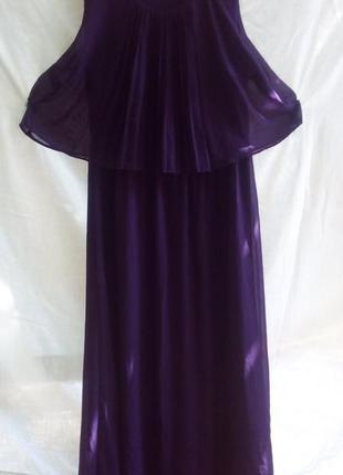 Очень красивое платье с плиссеровкой