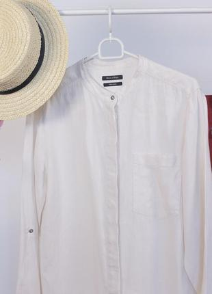 Лляна рубашка від marc o polo