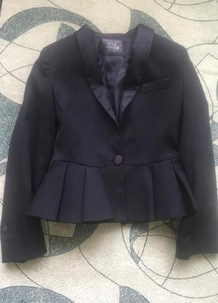 Школьный костюм для девочки, турецкий, фирмы bozer отличного качества