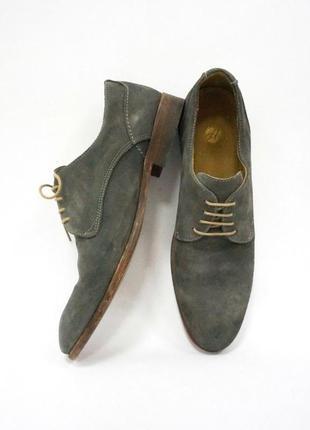 Замшевые туфли - дерби hudson