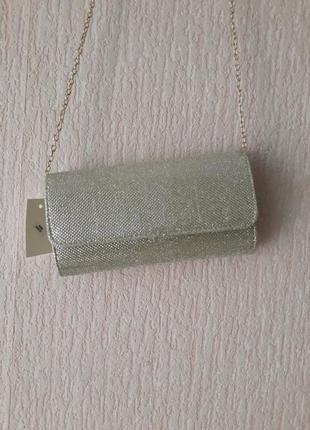 Нарядная сумочка клатч
