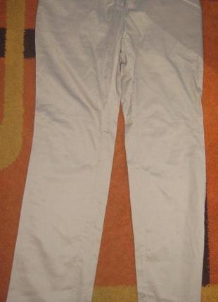 Шикарные брюки беж