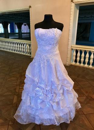 Свадебное платье 52-54 размера