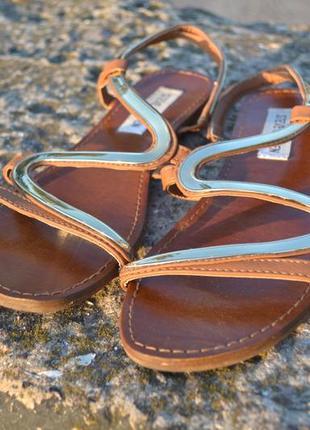 Качественные, удобные, стильные сандали ,босоножки steve madden.нат кожа