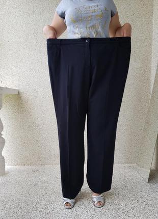Класические штаны брюки батал samoom by gerry weber