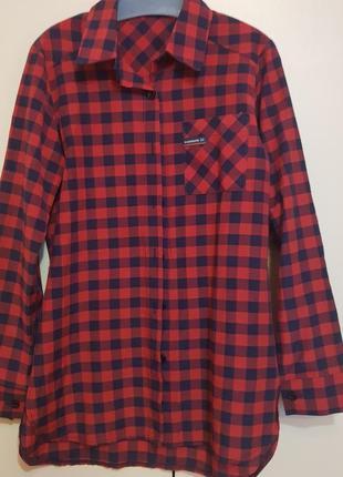 Рубашка на дівчинку розмір 152