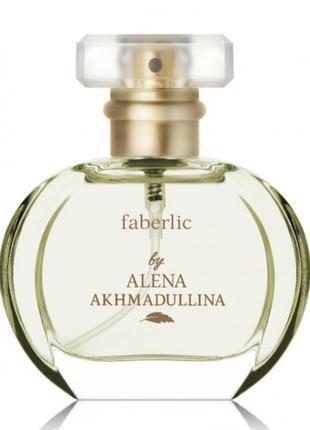 Парфюмерная вода faberlic by alena akhmadullina