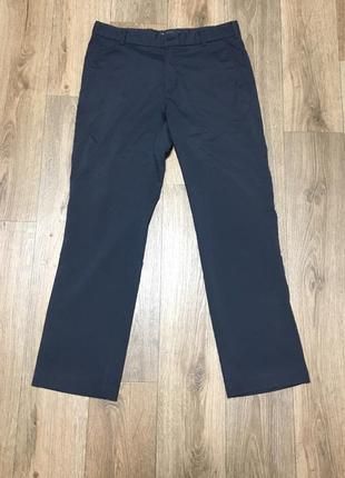 Nike golf pants grey штаны оригинал гольф брюки1 фото