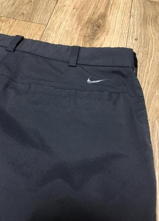 Nike golf pants grey штаны оригинал гольф брюки9 фото