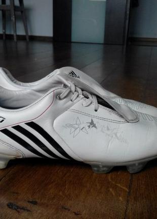 Бутсы-копочки adidas f30 р. 40.5