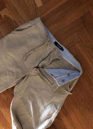 Шикарнейшие летние брюки лен dutti