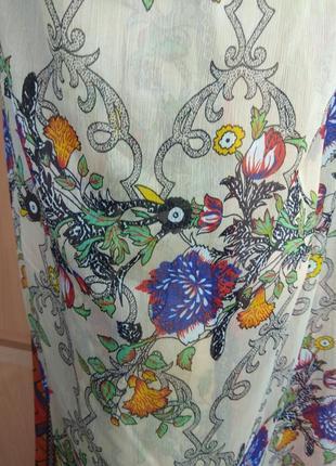 Огромный шарф, платок, шаль,  парео, накидка2 фото