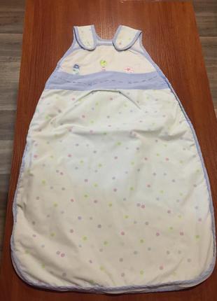 Спальный мешок/спальник mothercare,на 6-12 мес