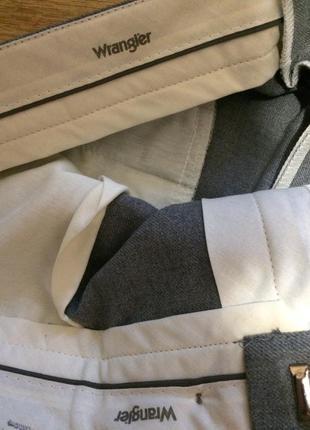 Стильные брюки для офиса / классика / wrangler / 36/ 314 фото