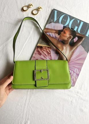 Винтажная сумка багет 🥖 сумочка винтаж клатч ретро