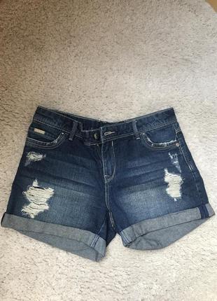 Джинсовые шорты м